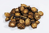 Dried Notopterygium root (Qiang Huo, China)