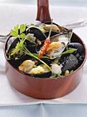 Rhenish mussels