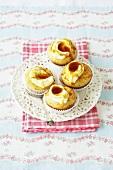 Crema catalana cupcakes