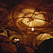 Wine cellar of Santa Carolina Estate, Casablanca, Chile