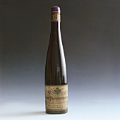 A bottle of 1893 Assmannshäuser