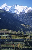Aymavilles, Aosta Valley, Italy