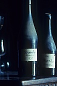 Two old Baroli from Marchesi di Barolo Estate, Piedmont, Italy