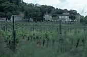 Chateau de Caix, Cahors, Südwestfrankreich