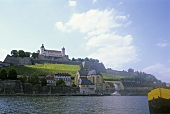 The Marienberg Fortress, Würzburg, Franconia, Germany