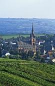 Kiedrich, Rheingau, Deutschland