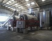 Wine press, Santa Rita, Maipo Valley, Chile