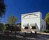 Weinmuseum von Humberto Canale, General Roca, Argentinien