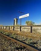 Coonawarra station, S. Australia