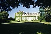 Chateau Talbot, St. Julien, Medoc, Bordeaux, Frankreich