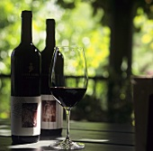 Red wine, Peter Lehmann, Barossa Valley, Australia