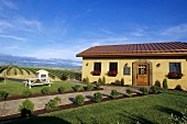 Pepperbridge Winery, Walla Walla, Washington, USA