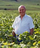 Henri Jayer, Echézeaux vineyard, Vosne-Romanée, Côte d'Or, France (Côte de Nuits)