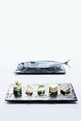 A variation on Sylt mackerel
