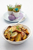 Rosemary potatoes for Easter