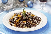 Pasta with poppy seeds (Christmas)