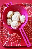 Knedliky (Czech dumplings)