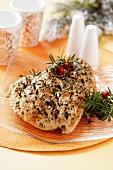 Roast ham with herbs (Christmas)