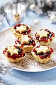 Jam tarts (Christmas)