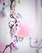 Crystal Christmas decoration