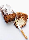 Dattel-Pekannuss-Kuchen
