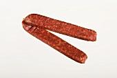 Landjäger (dried sausages)