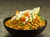 Indian bean dish