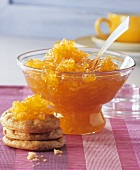 Citrus fruit marmalade (orange, mandarin, lemon)