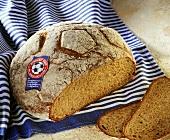 Kikkers Brot (deutsches Bäckerhandwerk als Fussballpartner)