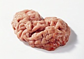 Veal brain