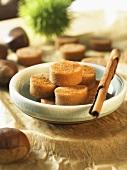 Chestnut sweets (Korea)
