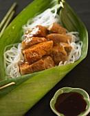 Pork with caramel sauce (Vietnam)