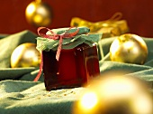 Mulled wine jelly