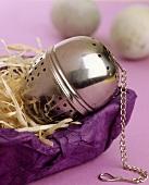 Tea egg (tea infuser)