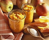 Apple and carrot chutney
