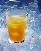 Fruit whey drink