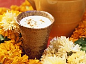 Lassi (yoghurt drink, India)