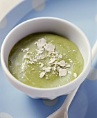 Banana and avocado puree