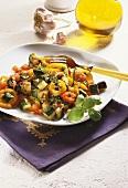 Ratatouille (Provencal vegetable stew)