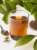 Tea and tea herbs
