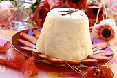 Pashka (curd cheese dessert for Easter, Russia)