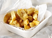A portion of chips