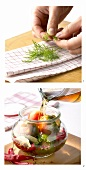 Making tomato pickles