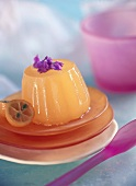 Mandarin and kumquat jelly