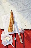 Baguettestange & Butter