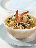 Mie noodle soup