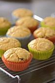 Sweetcorn muffins