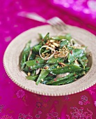 Winged bean salad (Thailand)