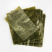 Dried nori sheets