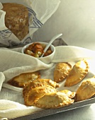 Cheese pasties